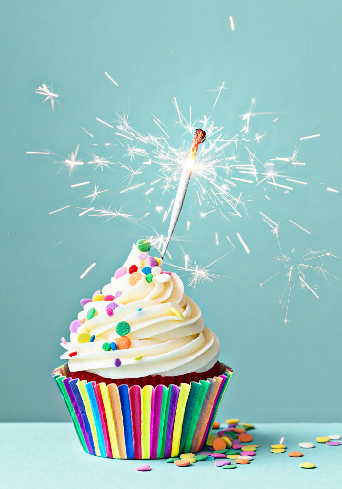 mark celebrations when scheduling a month of social media content
